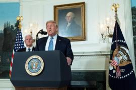 Trump condena el supremacismo blanco y pide la pena de muerte por los recientes tiroteos masivos