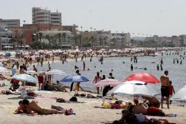 El negro augurio de 'The Guardian': El cambio climático acabará con el turismo en Mallorca