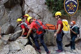 Rescates de montaña