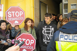 Cerca de 4.000 familias de Balears perdieron su casa en el año 2011