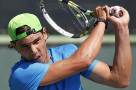 Rafa Nadal gana sin problemas  a Leonardo Mayer