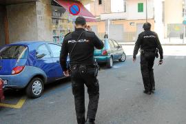 La policía investiga el intento de secuestro de una adolescente en plena calle de Palma