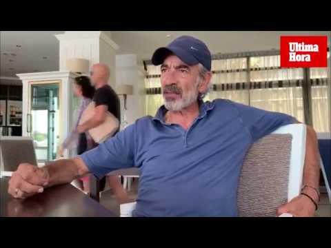 Imanol Arias: «Si pienso en Mallorca, me viene a la cabeza 'Bearn'»
