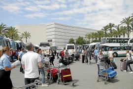 La actividad en el aeropuerto de Palma caerá en agosto por la competencia de Turquía