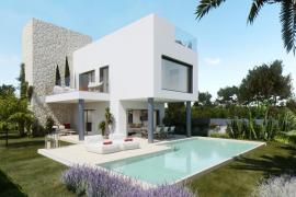 Villa 'Stella' de nueva construcción a 2 km de la playa Es Trenc