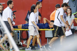 Marco Asensio pasa por el quirófano