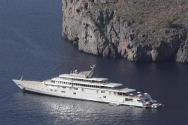 El 'Rising Sun', el barco preferido por los famosos estadounidenses que vienen a Mallorca