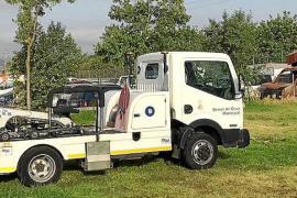 Cort desviará 120 coches de Son Toëlls a desguaces privados para aliviar el colapso