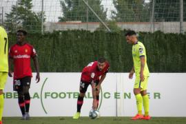 El Real Mallorca tutea al Getafe