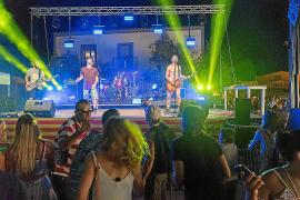 Las referencias al 'procés' en las Festes de Santa Maria siembran polémica en Formentera