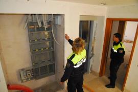 Desvalijan un bloque de pisos de lujo en Monport y los daños superan el millón de euros