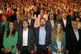 La dirección estatal de Vox calla ante la crisis del partido en Baleares