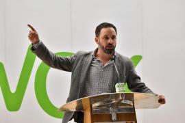 La dirección nacional de Vox denunciará el «intento de voladura» del partido en Baleares