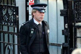 Primera imagen de Javier Bardem en la última película de James Bond