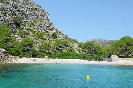 Playas en Mallorca - Cala Murta