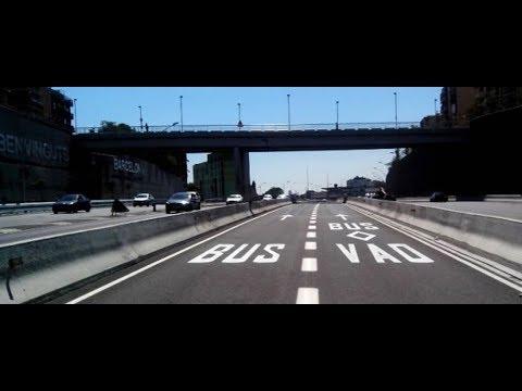¿Son los carriles VAO una solución para la Vía de Cintura?
