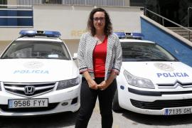 Joana María Adrover: «Tenemos menos policías que hace 10 años y mucha más población»