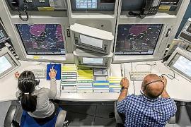 Multan a la sociedad estatal Enaire por ausencias de controladores en Palma