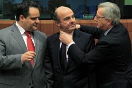 Luis de Guindos asegura que los esfuerzos de España son bien valorados en la UE