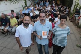 El vicepresidente de Òmnium presenta 'Ho tornarem a fer', de Jordi Cuixart, en Can Alcover