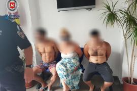 Detenidos tres carteristas que actuaban en las playas de Cala d'Or