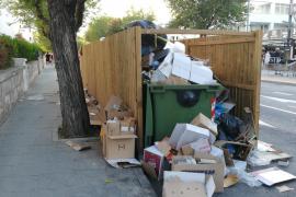 Boom de basura
