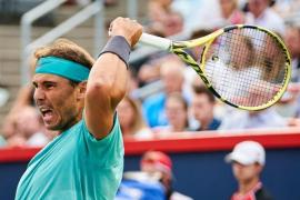 Nadal pasa a semifinales en Montreal y suma 380 victorias en Masters 1000