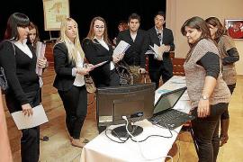 Las cadenas hoteleras, a la 'caza' de alumnos de la Escola d'Hotelería