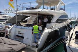 Recuperan en Turquía un yate valorado en 3,5 millones robado en Palma