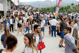 La UIB recibe para el próximo curso la mayor demanda de su historia