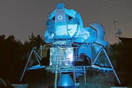 El Observatori Astronòmic será este lunes un punto ideal para divisar la lluvia de estrellas