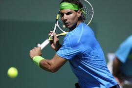 Nadal y López avanzan a la tercera ronda del dobles en Indian   Wells