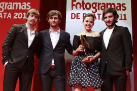 Elena Anaya y José Coronado, Fotogramas de Plata