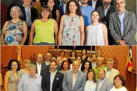 Diáspora de altos cargos en el Consell de Mallorca