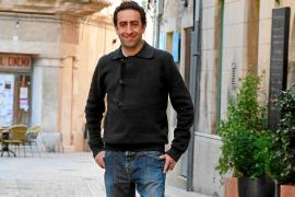 """Miquel À. Sureda: """"La mayoría de los pollencins se sienten compenetrados con la Base"""""""