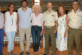 Entrega de premios del 35 Trofeo Infanta Elena de Salto
