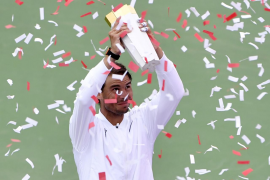 Rafael Nadal causa baja en Cincinnati por fatiga