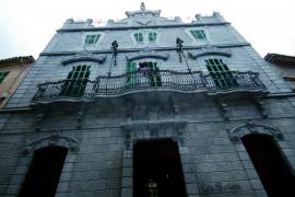 Can Prunera acoge una exposición de Pep Guerrero que abarca desde la antigüedad al momento actual