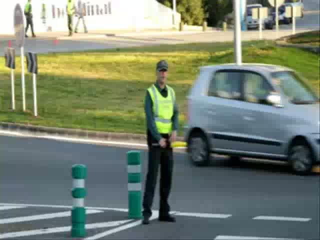 Controles policiales en Palma y Calvià para detener a los secuestradores de la furgoneta