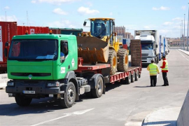 El tráfico de mercancías en Baleares crece un 3% el primer semestre de 2019