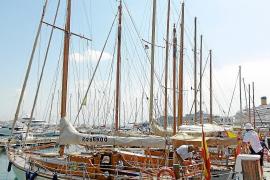 Un museo flotante en la bahía de Palma