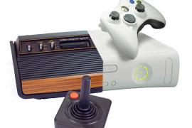 Historia de los videojuegos, la nuestra: de la Atari a Xbox360