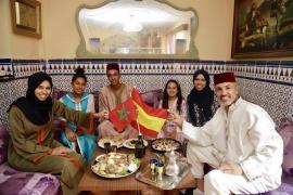 Los marroquíes quieren a los políticos en la Fiesta del Cordero