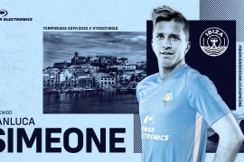 Simeone, nuevo jugador del Ibiza