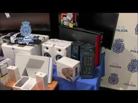 Cuatro detenidos en Palma y Marratxí y otro más en Barcelona por fraude con 'bitcoins'