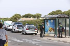 La Guardia Civil detiene en Menorca a 10 inmigrantes llegados en patera