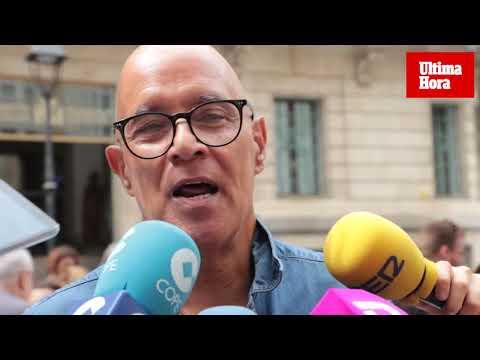 Manifestación en Palma para pedir «un puerto seguro» para el Open Arms