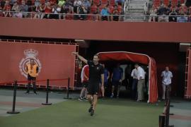 Moreno reconoce que no le gustó que saliera su bronca a los jugadores