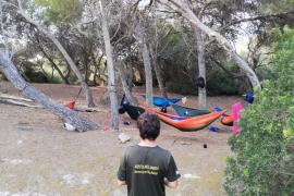 Intensifican la vigilancia para impedir acampadas en Llucalcari