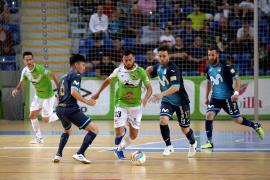 El Tyumen paga al Palma Futsal la clásusula de Bruno Taffy